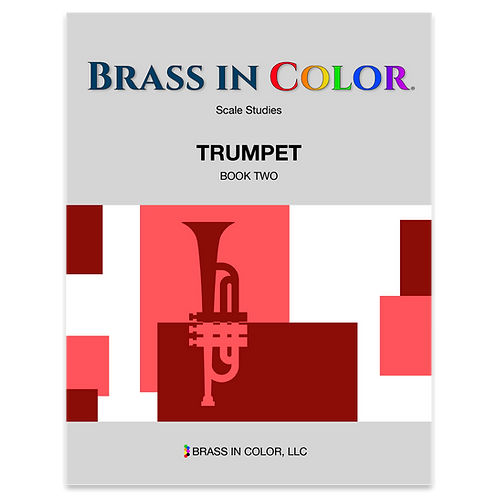 Scale Studies: Trumpet Book 2