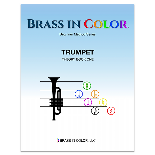 Trumpet: Theory Book 1 (COMING SOON)