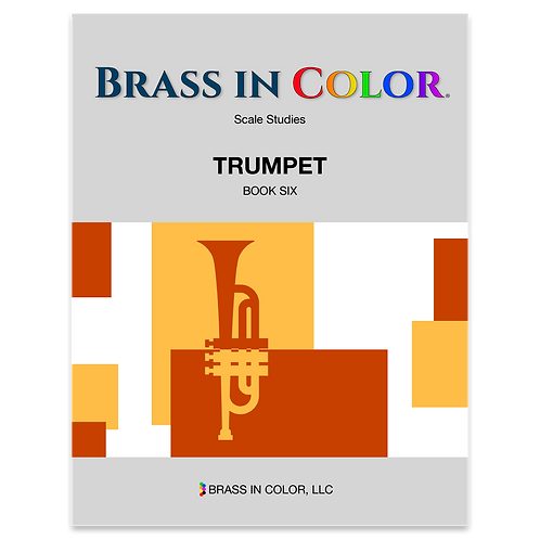 Scale Studies: Trumpet Book 6
