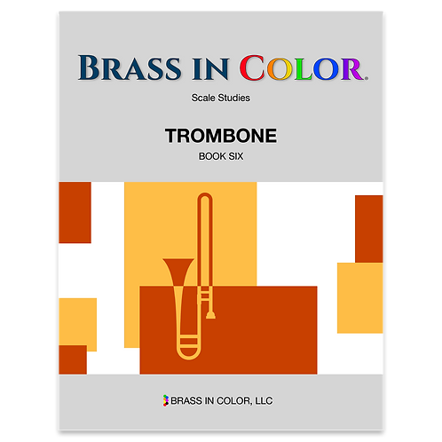Scale Studies: Trombone Book 6