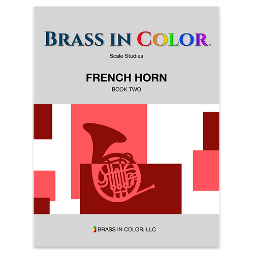 Scale Studies: French Horn Book 2