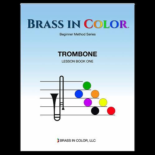 Trombone: Lesson Book 1