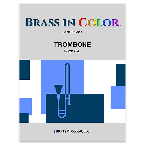Scale Studies: Trombone Book 1