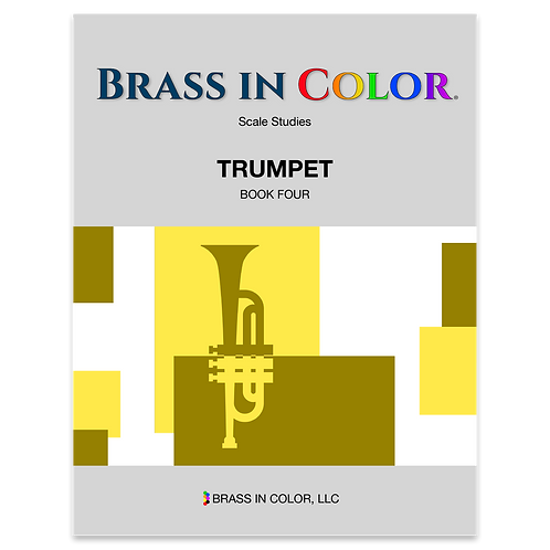 Scale Studies: Trumpet Book 4