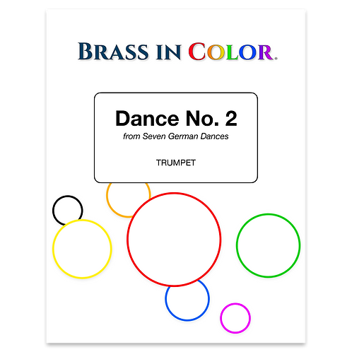 Dance No. 2 (Trumpet and Piano)