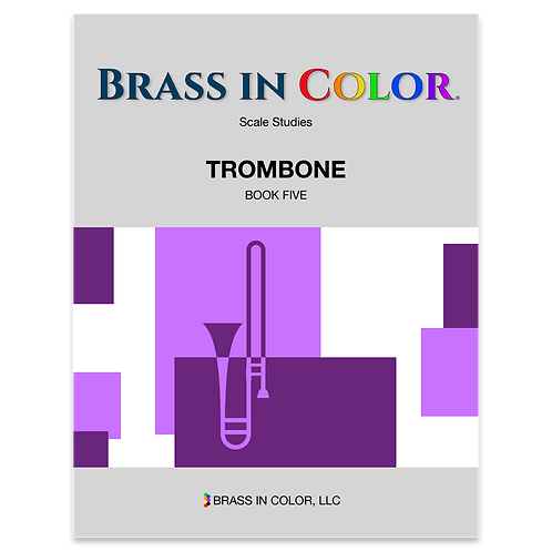 Scale Studies: Trombone Book 5