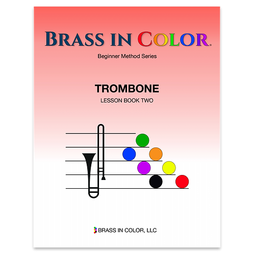 Trombone: Lesson Book 2