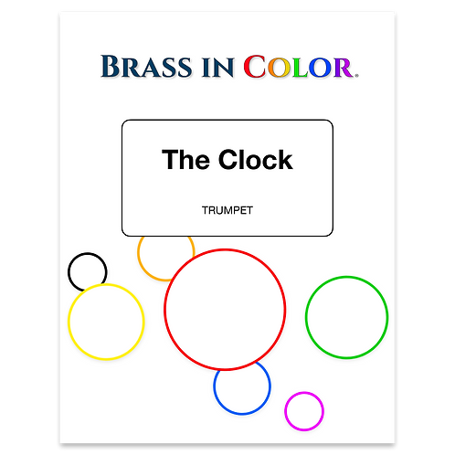 The Clock (Trumpet and Piano)
