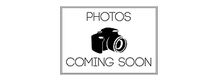 Photos Coming Soon