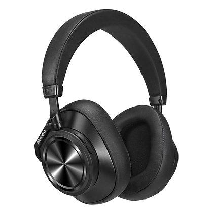 Audífonos Bluedio T7+ - Inalámbrico Cancelación De Ruido MicroSD