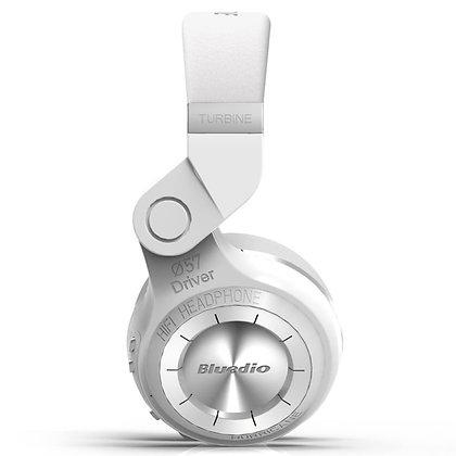Audífonos Bluedio T2+ - Inalámbrico Plegable RadioFM MicroSD