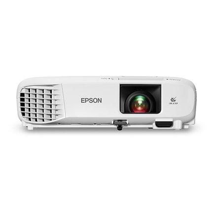 Proyector Epson Powerlite E20 - 3400 Lumens XGA 1024x768