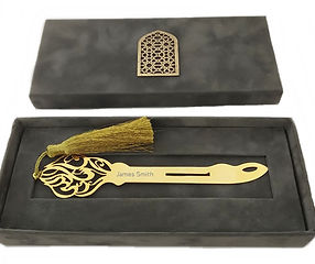 Personalized Gold Letter Opener with Nam