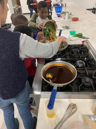 boys girls club demonstration kitchen ma