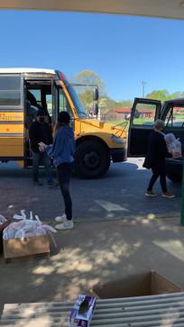 food donation for Barrow County school c
