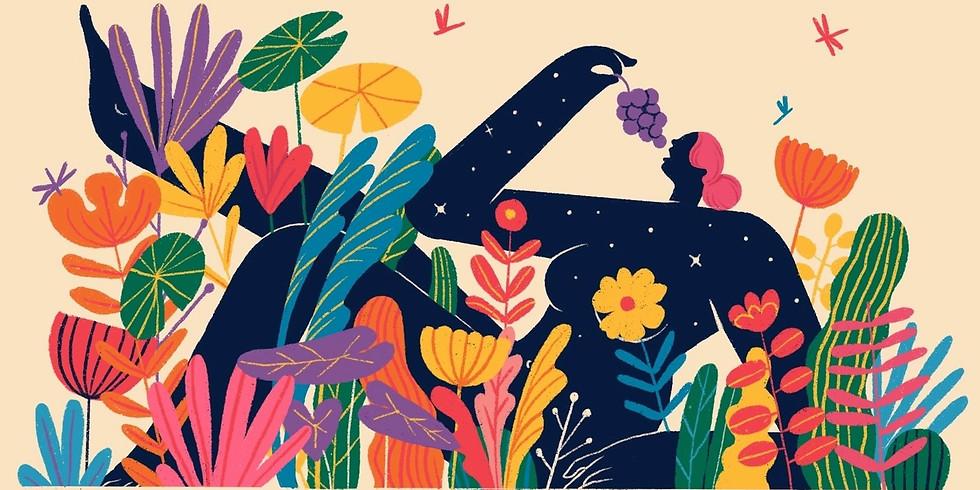 Happy Hour in the Garden