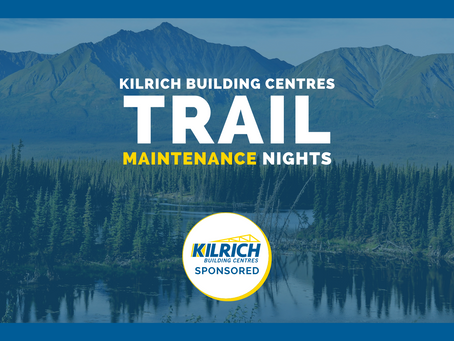 NEW! Kilrich Building Centres Sponsored Trail Maintenance Nights!