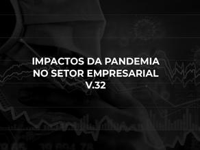 COVID – 19: Impactos legais no Brasil – V.32