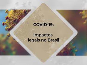 COVID – 19: Impactos legais no Brasil – V.35