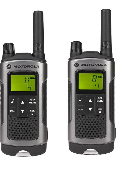 摩托羅拉對講機(雙機裝) Motorola Tlkr T80