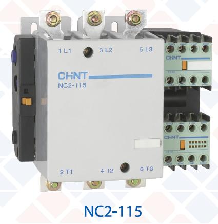 正泰 交流接觸器 CHINT A/C CONTACTOR (4極)
