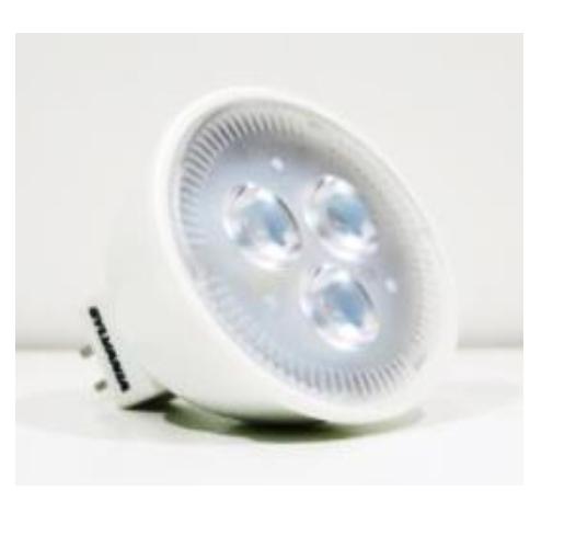 喜萬年SYLVANIA MR16 250lm GU5.3 4w射膽 SYLVANIA MR16 250lm GU5.3 4w LED Bulbs