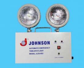 全自動應急照明射燈(貓頭鷹燈) Automatic Emergency Twin-Spotlight JLE6-6S2