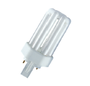 Osram 2針3U插腳慳電管(中國製造) Dulux Compact fluorescent lamps pin-base (T Type)