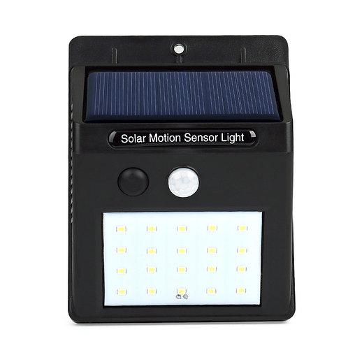 小太陽能LED燈 Solar Powered LED Wall Light
