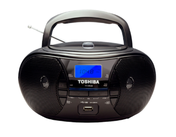 東芝便攜式CD收音機 Toshiba Portable CD radio TY-CRU20