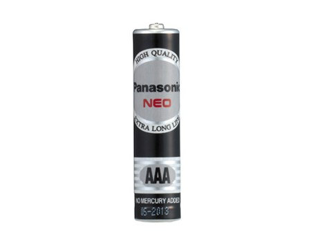 樂聲新碳性電池(超強) 黑色 Panasonic Neo Carbon Battery (Super) 盒裝