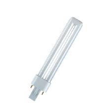 Osram 2針單U插腳慳電管(中國製造) Dulux Compact fluorescent lamps pin-base (S Type)
