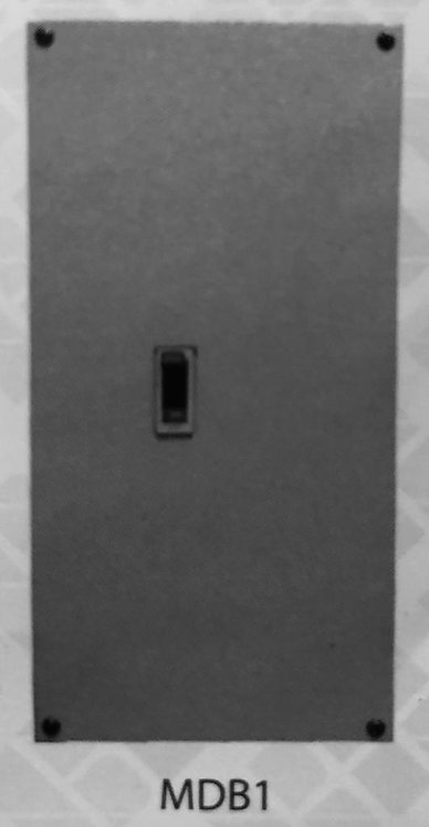 單位MCCB配電箱連青線