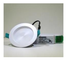 喜萬年 可調光筒燈(暗裝) 12W SYLVANIA LED Dimmable Recessed Downlight 12W