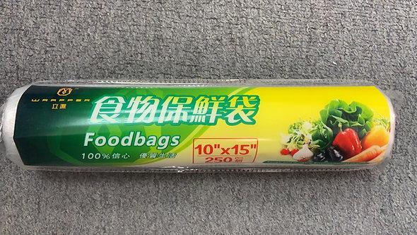 立潔 食物保鮮袋(100個)  WRAPPERFoodBags