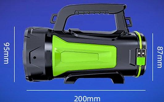超強光885A LED手提燈USB LED flashlight Searching torches