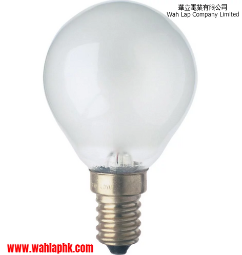 Osram小球型燈泡 Osram Ball Shaped Incandescent Lamp