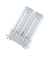 Osram 4針板型(F)插腳慳電管(中國製造) Dulux Compact fluorescent lamps pin-base (F Type)