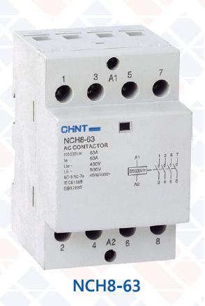 正泰 家用接觸器(可安裝在MCB箱內) CHINT Domestic Contactor