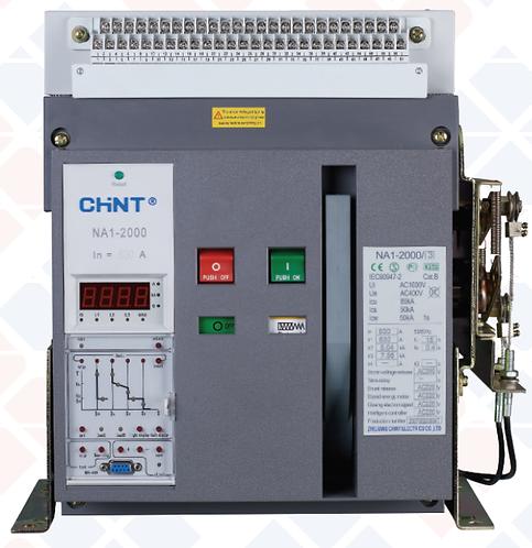 正泰 空氣斷路器帶載及短路保護(固定式) CHINT ACB c/w Over Lorad Protection