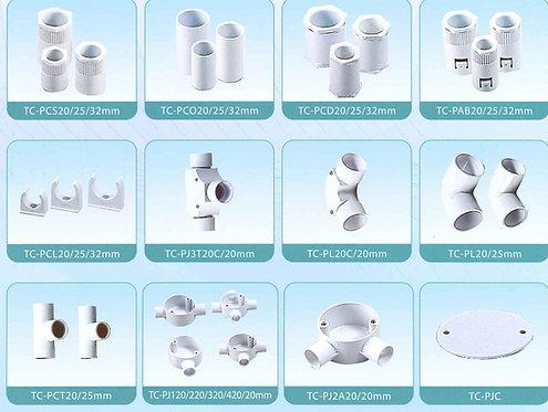 爵士牌燈喉配件 Trust Brand Plastic Accessories