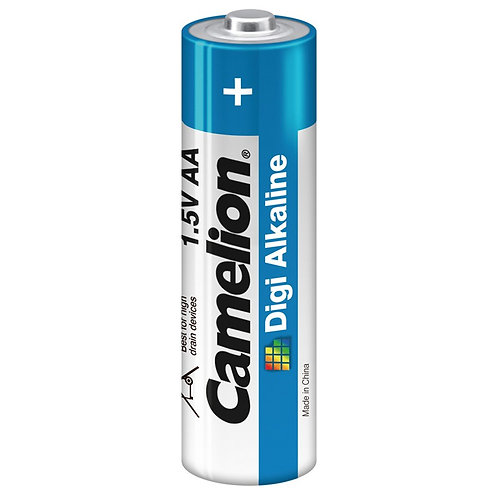 Camelion數碼鹼性電池 Camelion Digi Alkaline Batteries