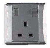 施耐德 單位入牆插頭連 USB 接口 Schneider Winon G1 Power