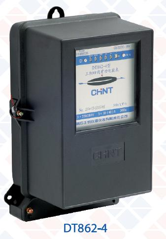 正泰 三相四線有功電能錶 CHINT 3 Phase 4 Wire Active watt-hour Meter