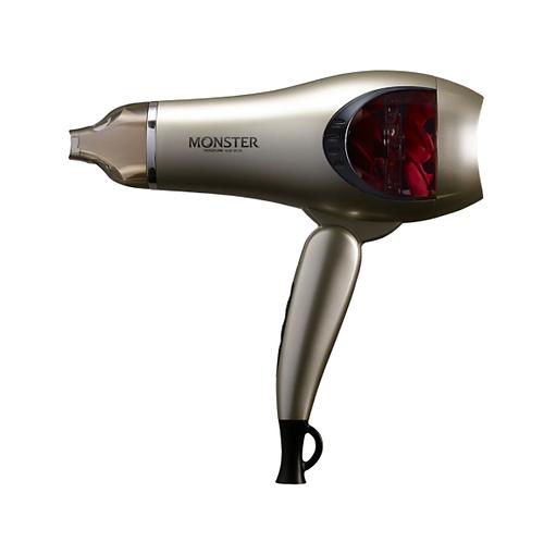 Koizumi 負離子雙渦輪旋風風筒 Koizumi Monster Double Fan Hair Dryer