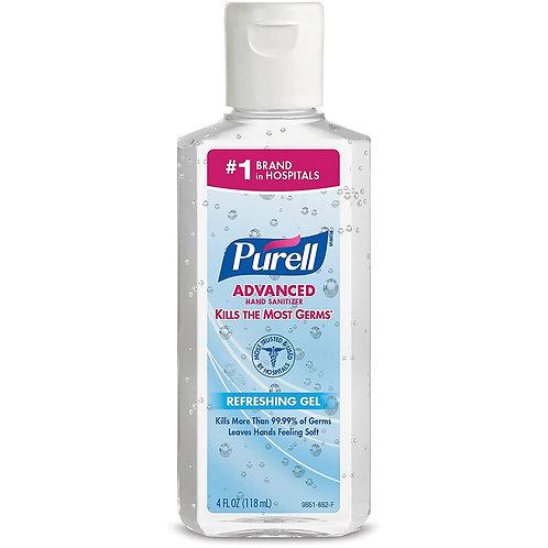 [美國 USA] Purell速溶酒精消毒啫喱 Hand Sanitizer 4oz / 118ml