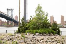 Brooklyn Bridge Park - behind Celestine