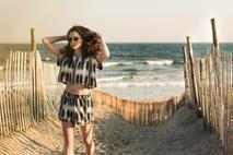 actress/model Emily Bart, J Cumbo Photo