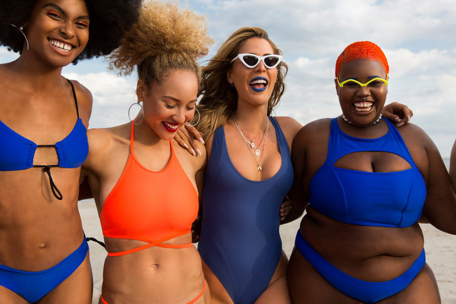 Chromat Goes To The Beach