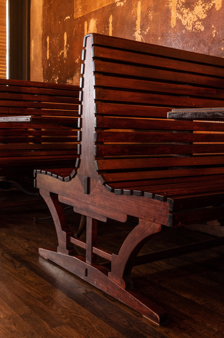 Custom Booth Seating